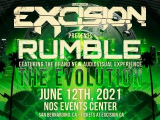 Excision Presents Rumble