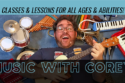 Fiscal Sponsor Spotlight: Music with Corey